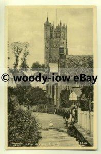 h0847 - Spring Road , Carisbrooke , Isle of Wight - postcard