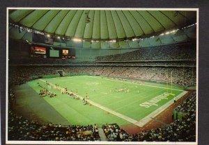 WA King County Stadium Seattle Seahawks Football Mariners Washington Postcard
