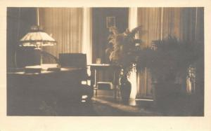 Metamora IH~Anna R: This is My Private Room~A Reception One Might Say~RPPC 1907
