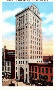 Michigan Jackson The Jackson City Bank and Trust Company