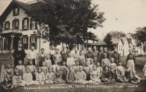 RP : ANDOVER , Illinois , 1917 ; Orphan Home