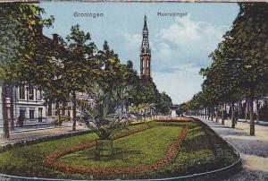 Heeresingel , (Groningen), Netherlands, 1900-1910s
