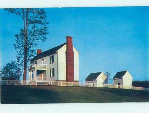 Unused Pre-1980 HOUSE BY THE COURTHOUSE Appomattox - Near Lynchburg VA d2380