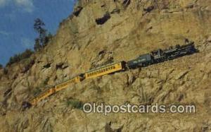 D And RG Narrow Gauge Railroad, Silverton, Colorado, CO USA Trains, Railroads...