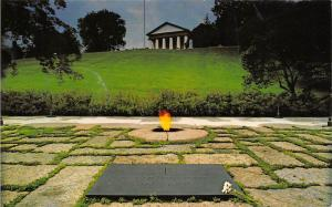USA John F. Kennedy Grave Arlington National Cemetery, Eternal Flame