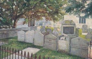 GRASMERE, Scotland, 1900-1910's; Wordsworth's Grave ; TUCK 7315