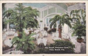 Florida Palm Beach The Royal Poinciana Grill