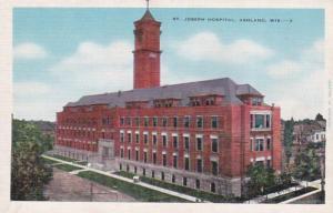 Wisconsin Ashland St Joseph Hospital