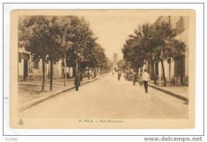 MILA, Algeria, 1910-20s Rue Nationale