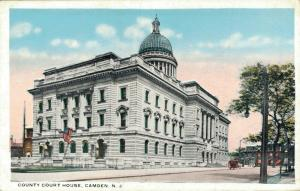 USA - County Courthouse Camden N. J. 02.69