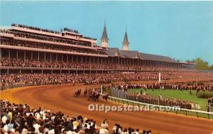 KY Derby, Churchill Downs Louisville, KY , USA Horse Racing Unused