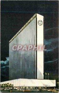 Modern Postcard The New York Hilton at Rockefeller Center