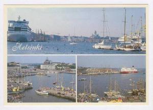 Helsinki, Finland, 3-views , 60-80s