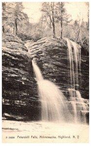 New York  Peterskill Falls Minnewaska Highland