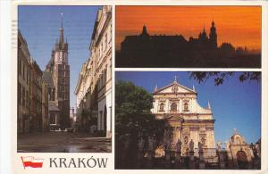 Multi View Krakow Poland