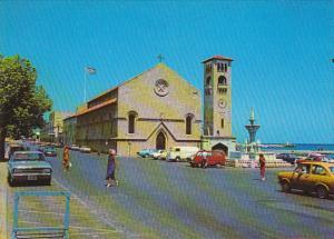 Greece Rhodes Church Of Saint John