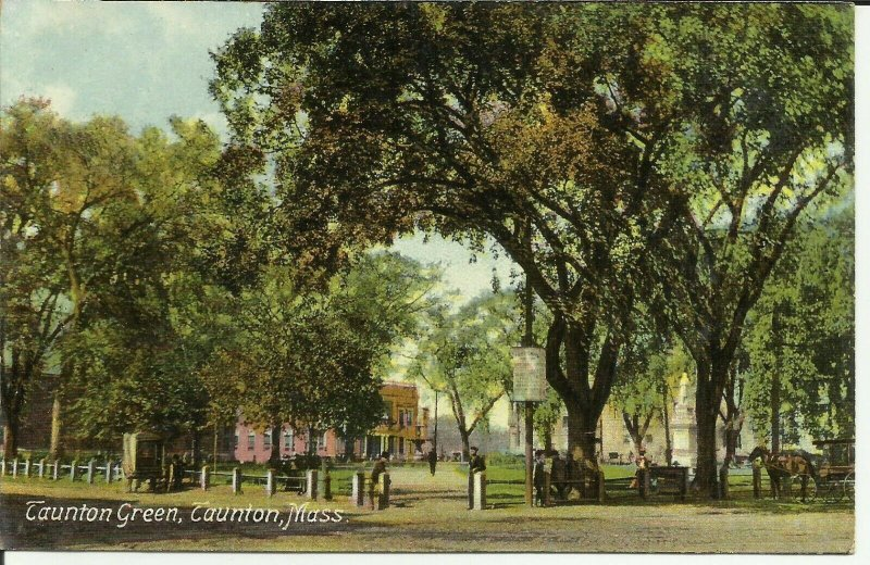 Taunton Green, Taunton, Mass