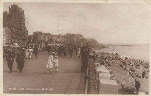 RP: HASTINGS, England, PU-1924; White Rock Promenade