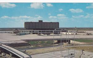 Toronto International Airport, Toronto, Ontario, Canada, 50-70's