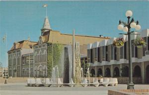 Centennial Fountain , VICTORIA , B.C. , Canada, 40-60s
