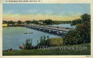 Shrewbury River Bridge Red Bank NJ Unused