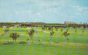 Florida Hollywood Diplomat Resort & Country Club Showing Golf Course