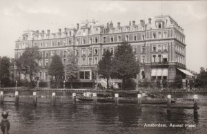 Netherlands Amsterdam The Amstel Hotel Real Photo sk4100