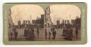 SV: NEW YORK CITY, 00-10s ; Dewey Celebration