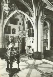 France La Benedictine de Fecamp, Le Musee L'Oratoire, unu...