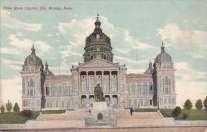 Iowa Des Moines Iowa State Capitol