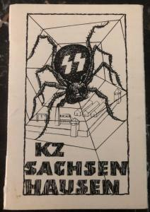 East Germany DDR Photo Postcard Collection KZ Sachsen Hausen Concentration Camp