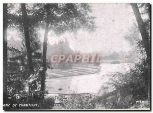 Old Postcard Park of Chantilly
