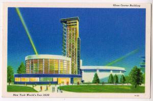 NY World's Fair 1939, Glass Center Building