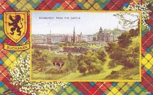 Edinburgh From The Castle, Edinburgh, Scotland, UK, 1910-1920s