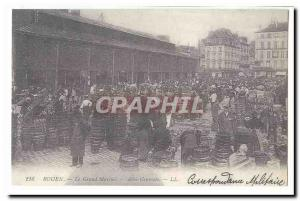 COPYRIGHT Rouen Old Postcard Grand Central walking Allee
