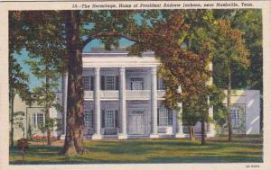 Tennessee Nashville The Hermitage Home of President Andrew Jackson