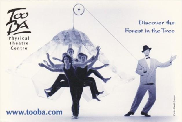Canada TooBa Physical Theatre Centre Vancouver British Columbia