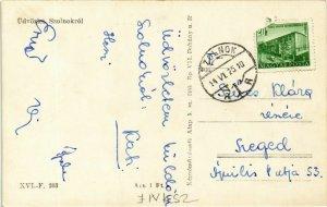 CPA Szolnok – Reszletek – Scenes HUNGARY (854540)