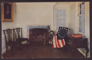 Betsy Ross House,Philadelphia,PA Postcard BIN
