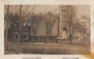 RP: CAMBRIDGE , Nebraska , 1908 ; Congregational Church