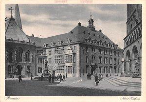 Neues Rathaus Bremen Germany Unused