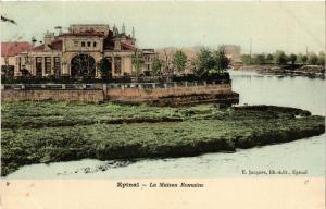 CPA ÉPINAL La Maison Romaine (405577)
