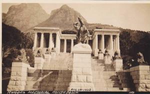 RP: Rhodes Memorial , RONDEBOSCH , South Africa , 00-10s
