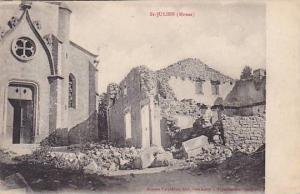 Scene, St-Julien (Meuse), France, 1900-1910s