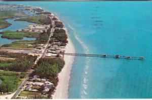Florida Indian Rocks Beach South Fishing Pier 1971