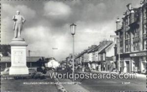 United Kingdom, UK, England, Great Britain Wellingborough Road Northampton  W...