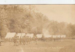 RP; CHICKAMAUGA PARK , Ga. , 00-10s ; Hungry ROTC Men