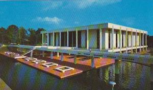 Cooper Library , Clemson University, South Carolina, 40-60s