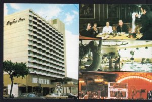 Saskatchewan Regina Inn REGINA Luxurious downtown Motor Inn Chrome 1950s-1970s