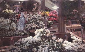 Macy's Annual Flower Show, NEW YORK CITY, New York, PU-1957